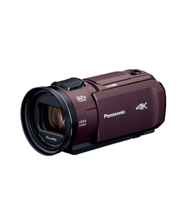 パナソニック 4Kビデオカメラ